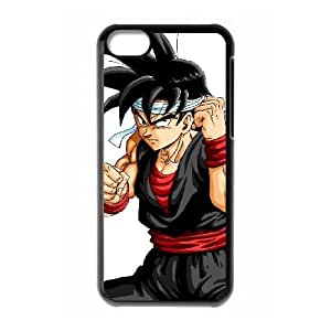 iPhone 5c Cell Phone Case Covers Black Dragon Ball Gt With Nice Appearance Unique Phone Case Covers Fashion XPDSUNTR01028