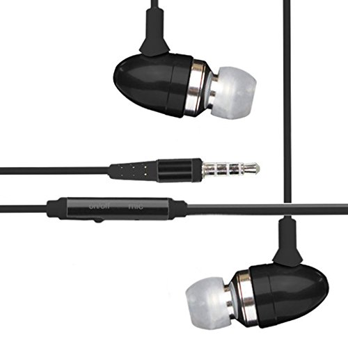 black-coolpad-quattro-4g-earphone-coolpad-rogue-earphone-cowon-d3-earphone-handsfree-aluminium-wired