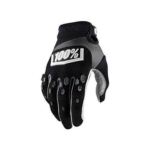 100% Unisex-Adult Speedlab (10004-061-11)''AIRMATIC Glove Black-Medium