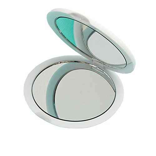 (Perfectly Plain Collection Compact Makeup Mirror Favors - 54 Count)