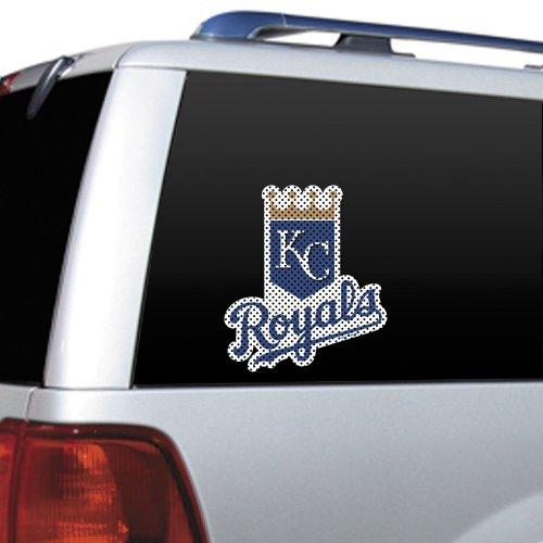 - MLB Kansas City Royals Die Cut Window Film