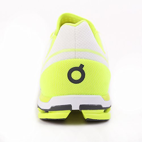 ON Damen Laufschuhe Damen Laufschuhe white neon ON qRg4wgCE