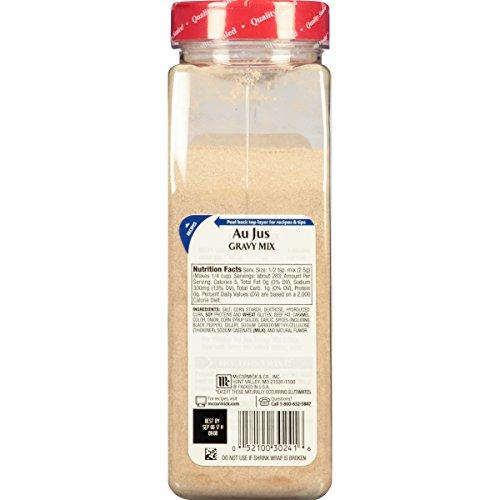 how to make dry au jus mix