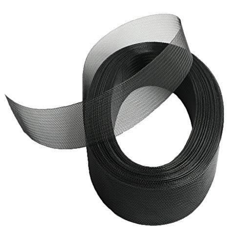 Fabric Widely Used in Venue Decor, Chair Sash, Bouquet, Wedding, Party etc |Color - Black| (Calla Chair)