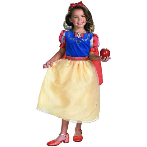 Snow White Deluxe Toddler Costume