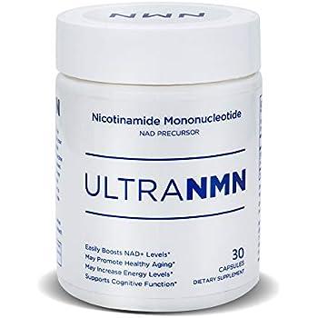 Amazon.com: Alivebynature Sublingual NMN (Nicotinamide ...
