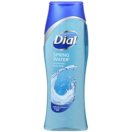 ( Dial Body Wash, Spring Water, 16 Fl. Ounces (Pack of)