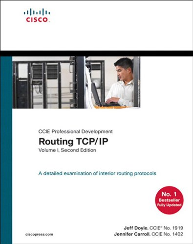 Routing TCP/IP; Volume 1 (CCIE Professional Development)