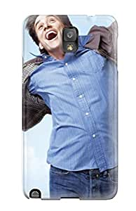 Belva R. Fredette's Shop Case Cover Skin For Galaxy Note 3 (jim Carrey In Yes Man) 7820619K80215326