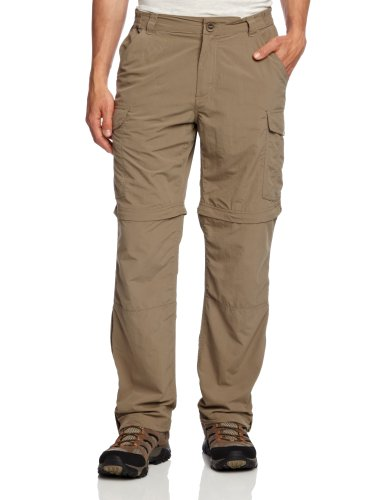 Craghoppers NosiLife Mens Convertible Trousers - Long Beiges 32