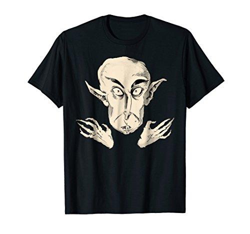 Nosferatu the vampyre - Creepy Classic Vampire -