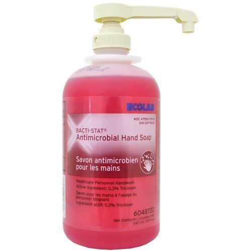EQ61048722-ST03- Bacti-Stat Healthcare Personnel Handwash 18 oz.