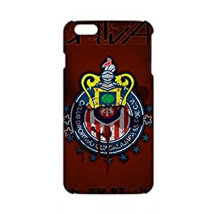 Angl 3D Case Cover chivas vs atlas Phone Case for iPhone6 plus wangjiang maoyi by lolosakes