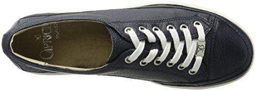 Caprice 23655, Zapatillas para Mujer Azul (Ocean Deer)