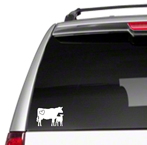 Love Cows Car Vinyl Sticker Decal 6