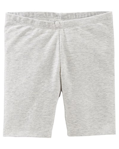 Osh Kosh Girls' Kids Bike Shorts, Grey ()