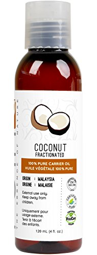 Fractionated Coconut Carrier Oil Fl Oz