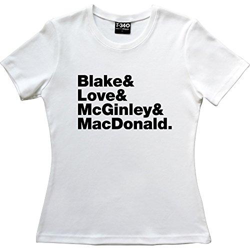 T34 - Camiseta White Women's T-Shirt