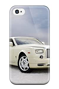 4/4s Scratch-proof Protection Case Cover For Iphone/ Hot Rolls Royce Phone Case