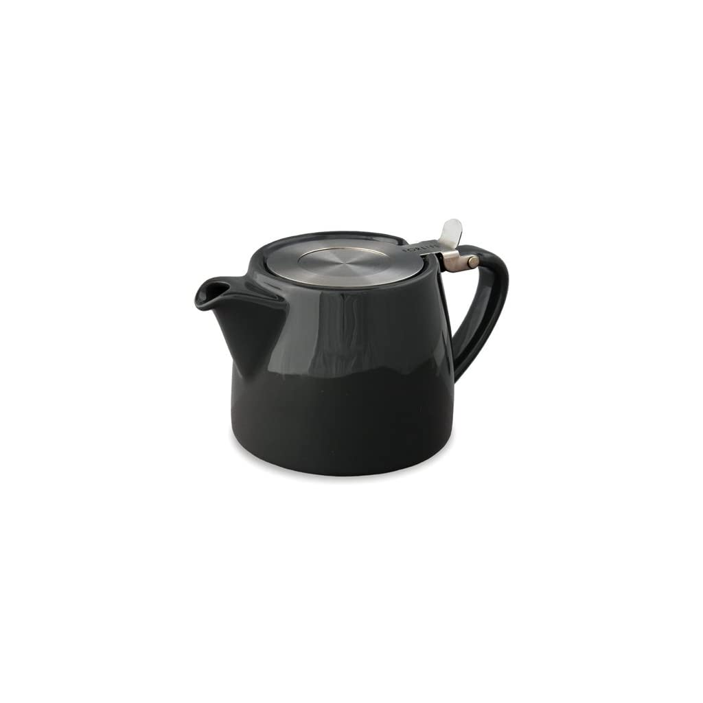 For Life Black Stump teapot