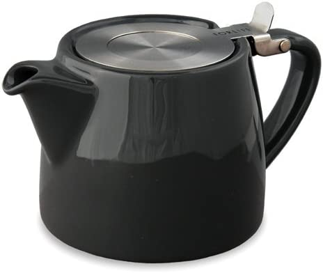 For Life Black Stump teapot