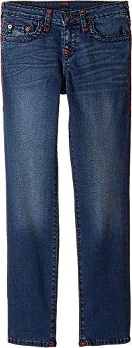True Religion Big Boys' Geno Super T Jean, Soft Sound, 16 (Boys Religion Jeans True)