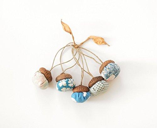 (Lavender Sachet Ornament - Sea )