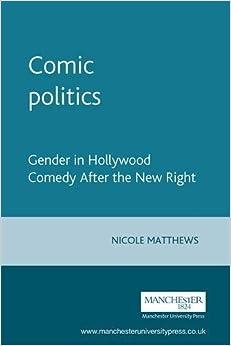 Comic Politics (Inside Popular Film MUP)