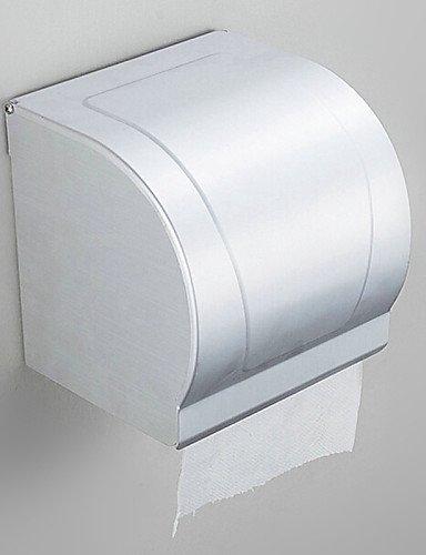 shuaiguo Porta rotolo di carta igienica, Moderno Cromo A muro shuaishuaiguo