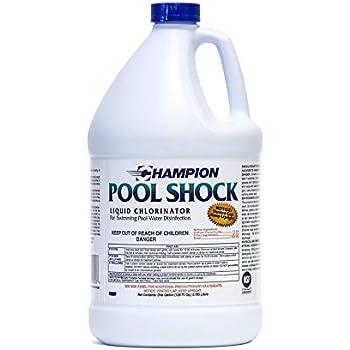 Amazon Com Kem Tek 26489048431 Chlorinating Liquid Pack