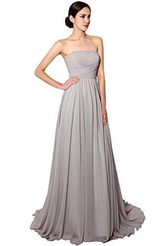 Missdressy - Vestido - corte imperio - para mujer