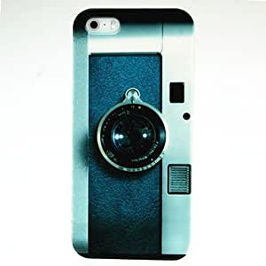 Camera Pattern Hard Case for iPhone 4/4S