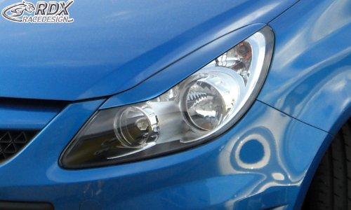 RDX Racedesign RDSB096 Headlight Spoilers