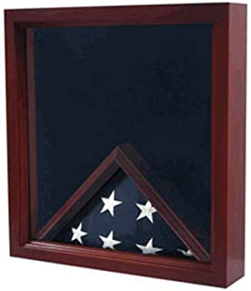 product image for Flag Combination 4' x 6' Flag Medal Award Display Case