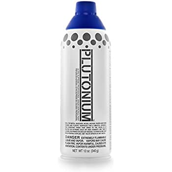 Plutonium Paint PLUTON-30220 Ultra Supreme Professional Aerosol Paint, 12-Ounce, Submarine