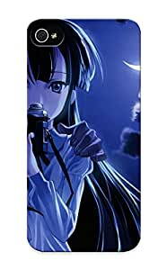New Style Gregorymalone Anime Tsukuyomi Moon Phase Premium Tpu Cover Case For Iphone 5/5s