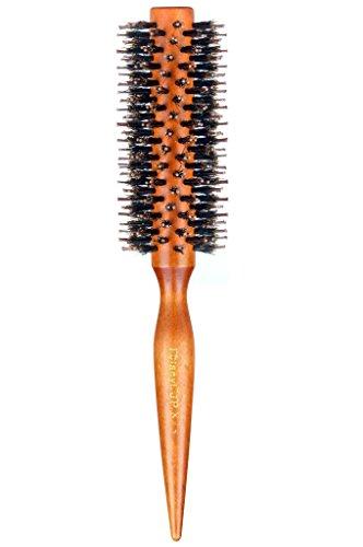 Wildschwein Nylonborsten und Rundbürste Haarbürste, Rundkamm Köper, Durchmesser 5cm