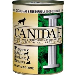 Canidae ALS Canned Dog Food Case, My Pet Supplies