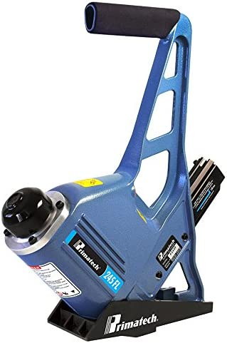 Primatech P245FL, fixed base, 16 GA. Pneumatic Flooring Nailer