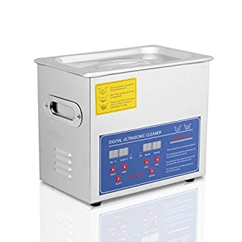 Amazon.com: VEVOR Commercial Ultrasonic Cleaner 3L Heated