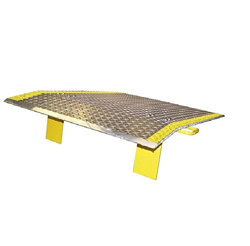 2100 Cap - Diamond Tread Dock Plate 42