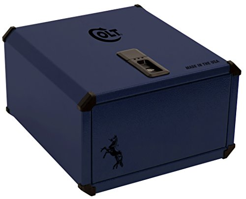 Liberty 9G Colt CDX-250 Smart Vault Biometric Safe