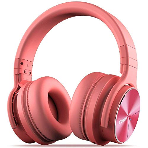 COWIN E7 PRO [2018 Upgraded] Active Noise Cancelling Headphone Bluetooth Headphones with...