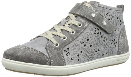 Remonte D9172 Damen Hohe Sneakers Grau (whitefog/grey 40)