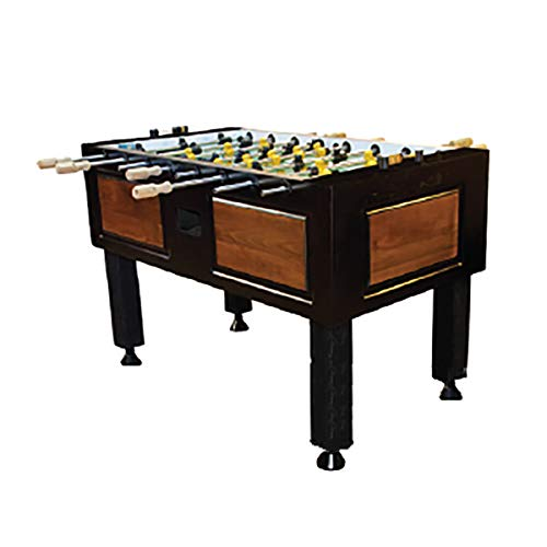Tornado Crafted Wood Designer Foosball Table - Made in The USA (Two Tone, Worthington)