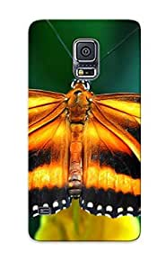 Fashion Tpu Case For Galaxy S5- Butterfly Defender Case Cover For Lovers by lolosakes