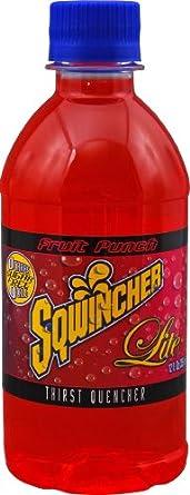 Amazon.com: Sqwincher 030925-FP12 oz Lite Ready-To-Drink