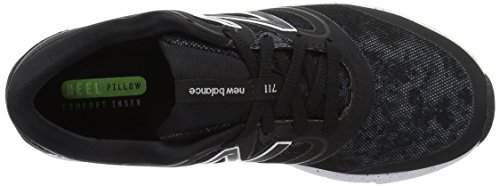 Zapatillas Mujer Graphic Tie Black Wx711cm2 Balance de Speckle Running New Dye qxE7RwC