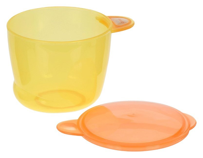 Vital Baby Food Pots (Orange, 4-Pack) 442009U