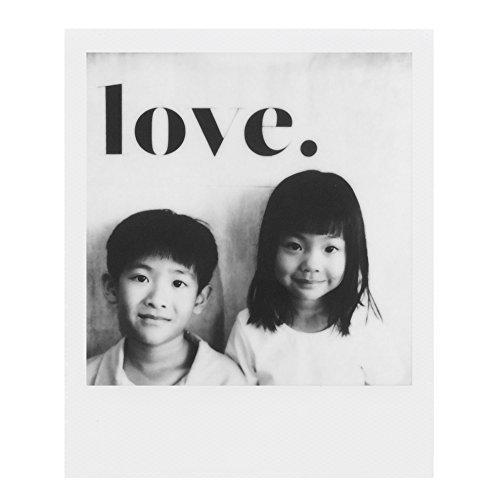 Polaroid Originals Instant Film Black & White Film for I-TYPE, White (4669)